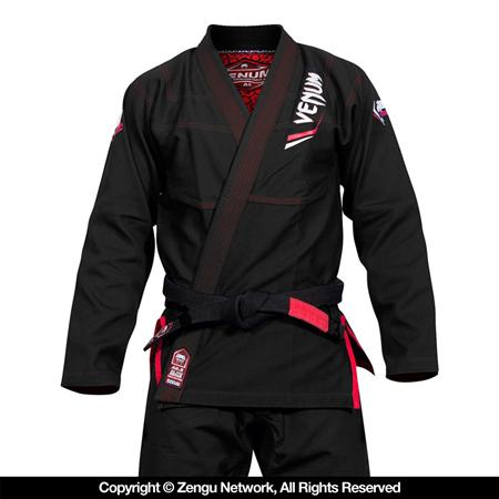 Venum Elite Light Black BJJ Gi